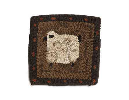 Homespice Decor Curley Pillow