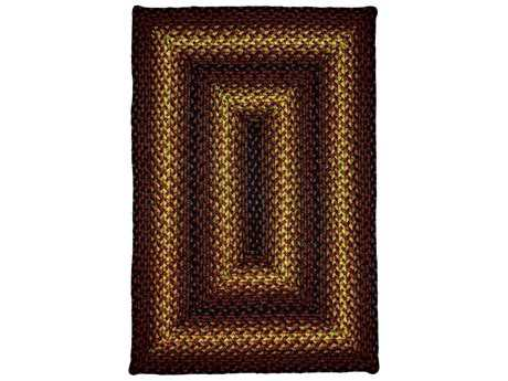 Homespice Decor Jute Braided Kenya Brown Area Rug