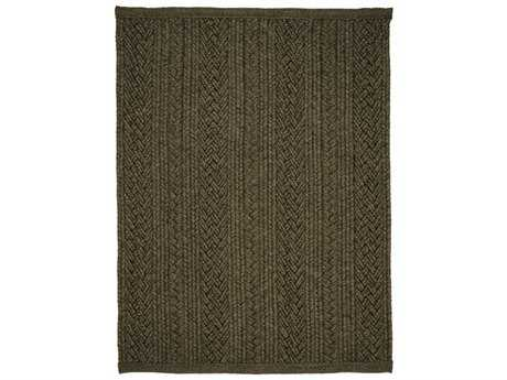 Homespice Decor Ultra Durable Laguna Braided Laguna Brown Area Rug