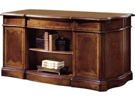 Hooker Furniture Belle Grove Rich Cherry 60''L x 30''W Rectangular Executive Desk