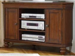 Wendover Distressed Cherry 48''L x 22''W Rectangular Entertainment Console