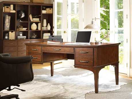 home office set. Hooker Furniture Wendover Home Office Set