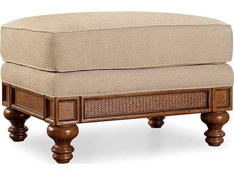 Hooker Furniture Windward Dart Honey Ottoman