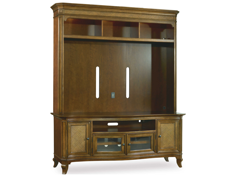 Hooker Furniture Windward Mellow Light Brown 73''L X 24''W
