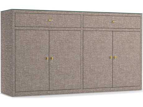 Hooker Furniture Cynthia Rowley Vision & Chocolate 68''L x 18''W Sideboard