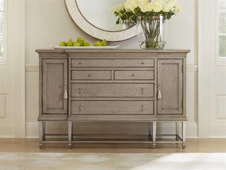 Hooker Furniture Cynthia Rowley Gray 60''L x 18''W Soiree Sideboard
