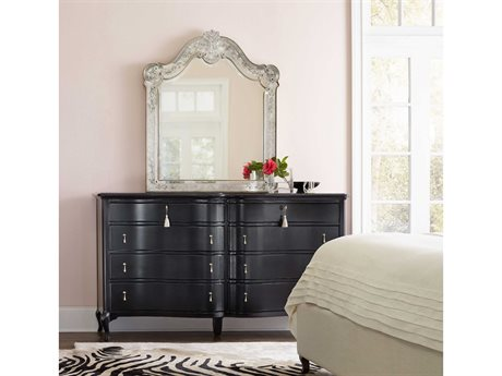 Hooker Furniture Cynthia Rowley Double Dresser with Mirror Set
