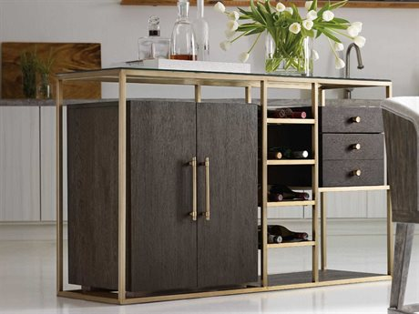 Hooker Furniture Curata Midnight Wine Server