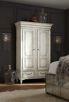Hooker Furniture Arabella White Wardrobe