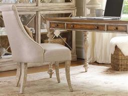 Jada Sanctuary Parchment Dining Side Chair