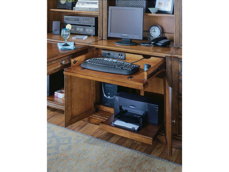 Furniture Brookhaven Distressed Um Cherry 32 L X 23 W Rectangular