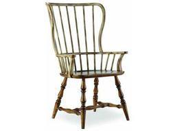 Hooker Furniture Sanctuary Drift & Dune Dining Arm Chair