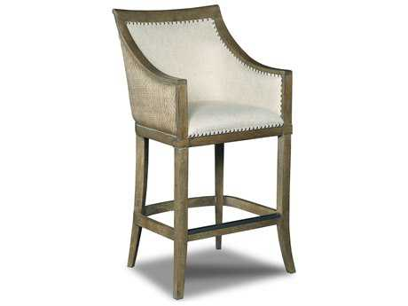 Hooker Furniture Sea Breeze Sunset Point Sea Oat Bar Stool