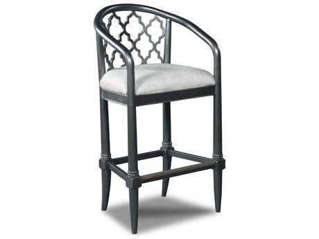 Hooker Furniture Cosmopolitan Black Bar Stool