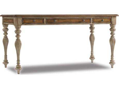 Hooker Furniture Sanctuary Dune & Beach 60''L x 30''W Rectangular Writing Desk (OPEN BOX)