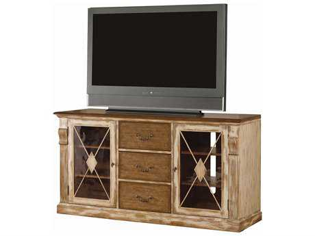 Hooker Furniture Sanctuary Dune & Beach 70.5''L x 22''W Rectangular Entertainment Console