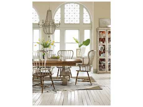hooker furniture sanctuary dining room set hoo300275207set