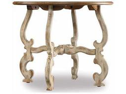 Hooker Furniture Sanctuary Dune and Beach 30'' Wide Round Lamp End Table