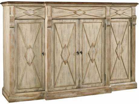 Hooker Furniture Sanctuary Dune & Drift 77''L x 21''W Rectangular Credenza Buffet