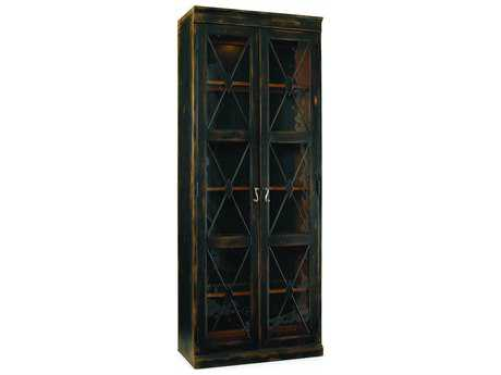 Hooker Furniture Sanctuary Ebony Display China Cabinet