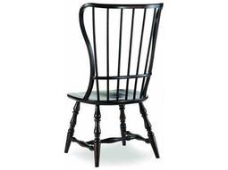 Hooker Furniture Sanctuary Spindle Ebony Dining Side Chair