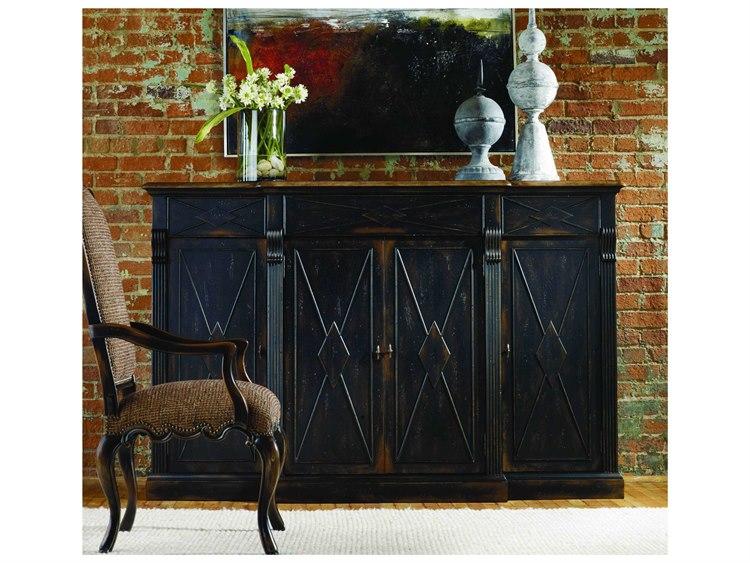 Hooker Furniture Sanctuary Ebony Amp Drift 77 L X 21 W
