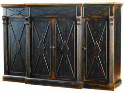 Hooker Furniture Sanctuary Ebony & Drift 77''L x 21''W Rectangular Credenza Buffet