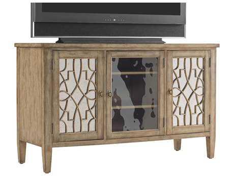 Hooker Furniture Sanctuary Surf & Visage 60''L x 22''W Rectangular Entertainment Console