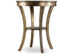 Sanctuary 22'' Wide Round Accent End Table