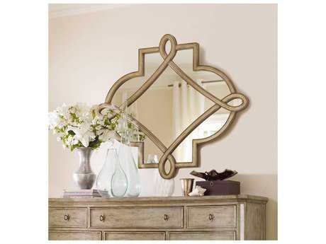 Hooker Furniture Sanctuary Visage 49''W x 41''H Landscape Wall Mirror