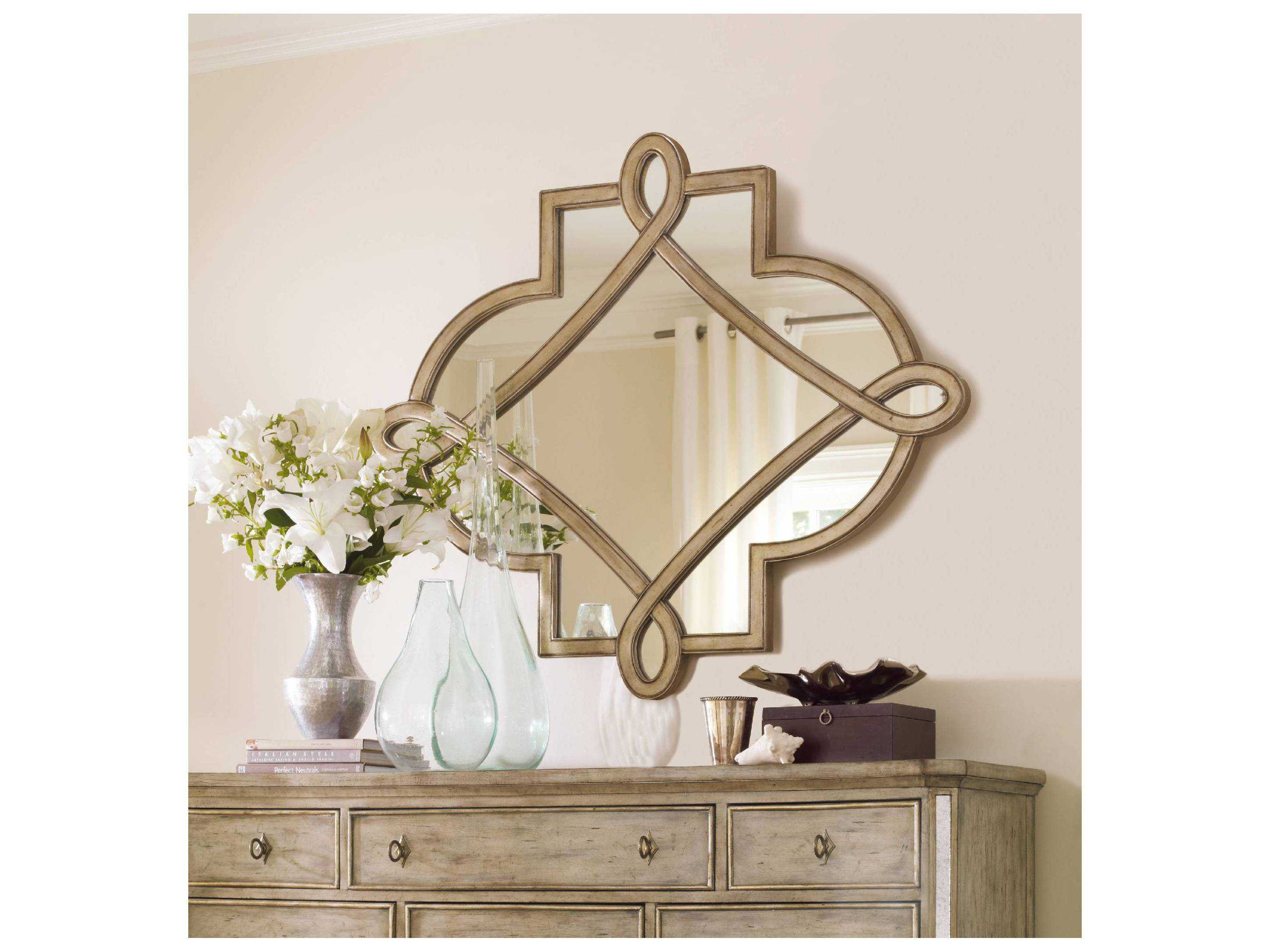 Hooker furniture sanctuary visage 49w x 41h landscape wall hooker furniture sanctuary visage 49w x 41h landscape wall mirror amipublicfo Gallery
