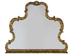 Sanctuary Bling 45''W x 38''H Landscape Wall Mirror