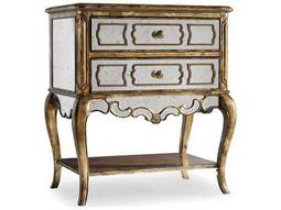 Hooker Furniture Sanctuary Bling 29''W x 19''D Rectangular Nightstand
