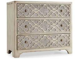 Hooker Furniture Sanctuary Pearl Essence 36''W x 18''D Fretwork Accent Chest