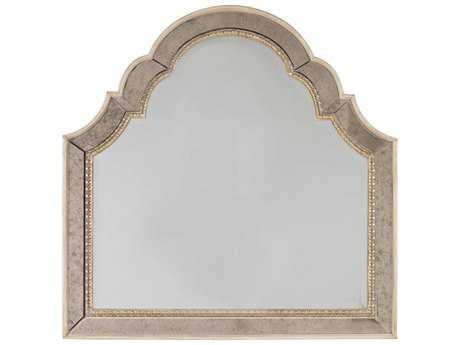 Hooker Furniture Sanctuary Pearl Essence 46''W x 46''H Landscape Dresser Mirror