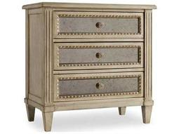 Hooker Furniture Sanctuary Pearl Essence 32''W x 18''D Rectangular Nightstand