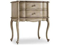 Hooker Furniture Sanctuary Pearl Essence 28''W x 18''D Rectangular Nightstand