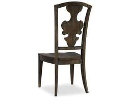 Hooker Furniture Sanctuary Greige Journey Dining Side Chair