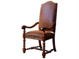 Hooker Furniture Waverly Place Distressed Antique Cherry Dining Arm Chair