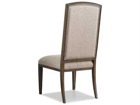 Hooker Furniture Rhapsody Rustic Walnut Dining Side Chair