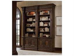 Hooker Furniture Adagio Dark Wood Bookcase
