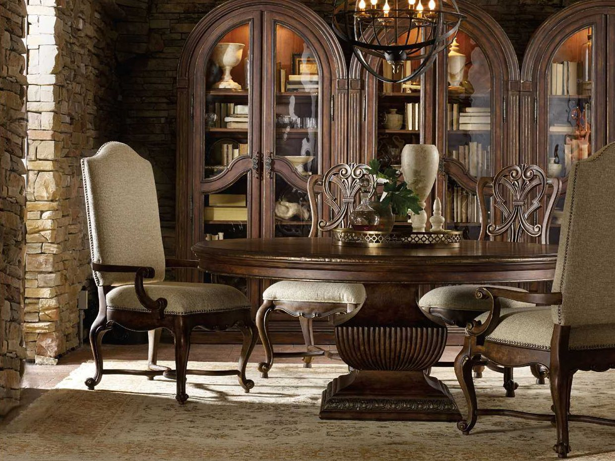 hooker furniture adagio dining room set hoo509175203set