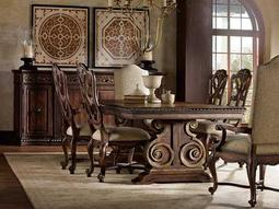 Hooker Furniture Adagio Dining Room Set