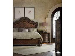 Hooker Furniture Adagio Wood Panel Bed Bedroom Set