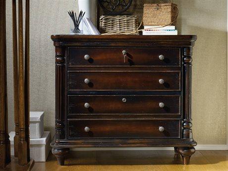 Hooker Furniture Eastridge Dark Wood Lateral File Cabinet