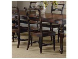 Hooker Furniture Eastridge Ladderback Dark Wood Dining Side Chair
