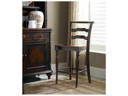 Hooker Furniture Eastridge Dark Wood Counter Stool