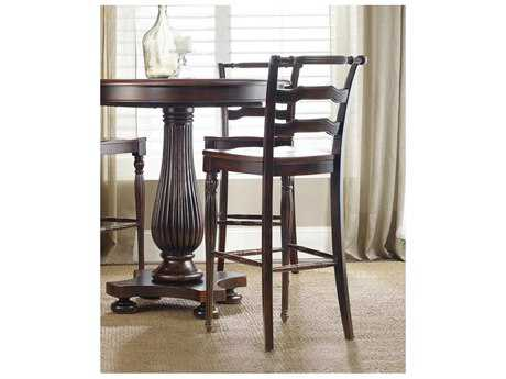 Hooker Furniture Eastridge Dark Wood Bar Stool