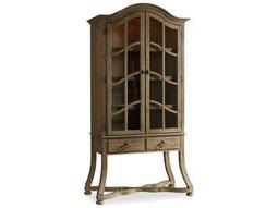 Hooker Furniture Light Wood China Cabinets