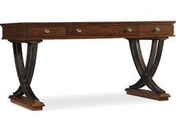Hooker Furniture Palisade Dark Wood 60''L x 30''W Rectangular Writing Desk